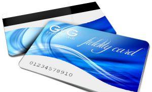 Stampa le tue fidelity card in brevissimo tempo!
